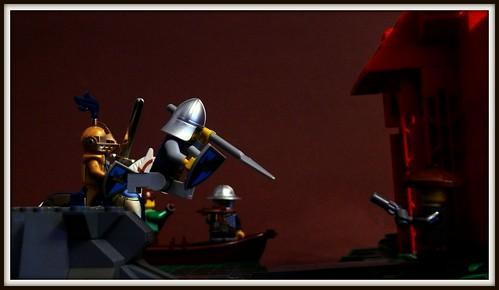LEGO - Inventors of Gunpowder (8)