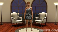 Singer Career Outfit (Level 5 and 6) Female