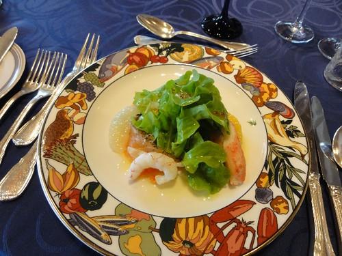 2012年2月5日 昼食(披露宴のお料理)