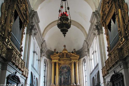 Nacchini / Callido / Pugina / Michelotto. Padova, Chiesa di Santa Giustina