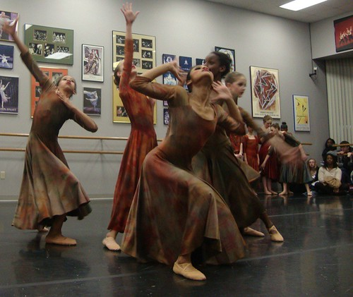 Louisiana Dance Theater, Shreveport  by trudeau