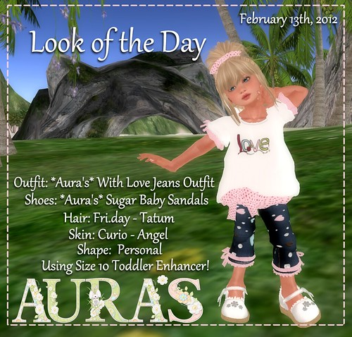 Look of Day 2-13-12 by Aura Milev