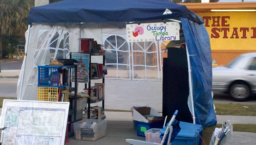 Occupy Tampa Pic 3 from Sonja E