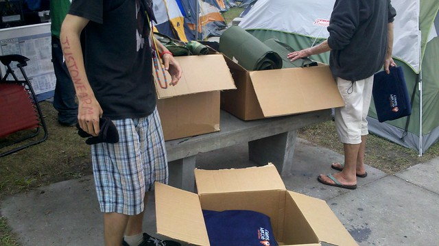 Occupy Tampa Pic 17 from Sonja E