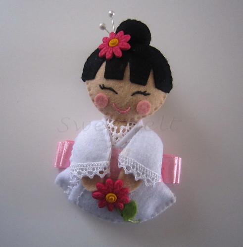 ♥♥♥ Japinha... by sweetfelt \ ideias em feltro