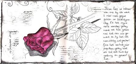 Redrose by Ansota