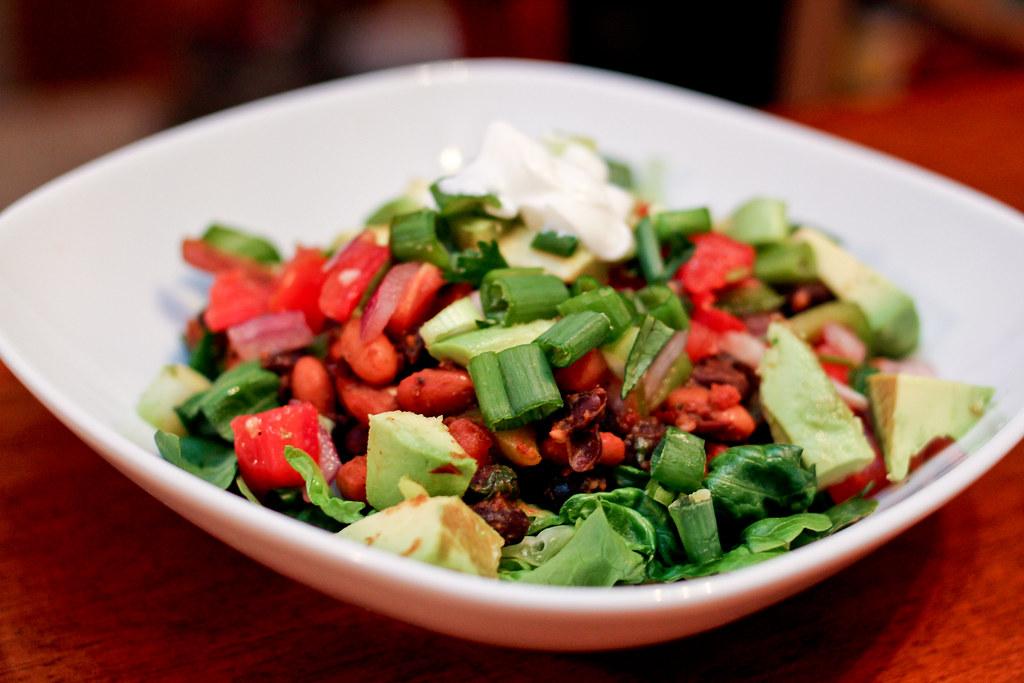 Pinto & Black Bean Salad