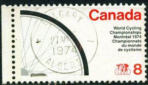 Stamp Fascination - 1974 Worlds in Montreal
