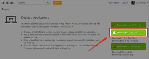 Tools - Minus.com
