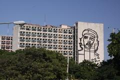 Che Guevara @ Plaza de la Revolución