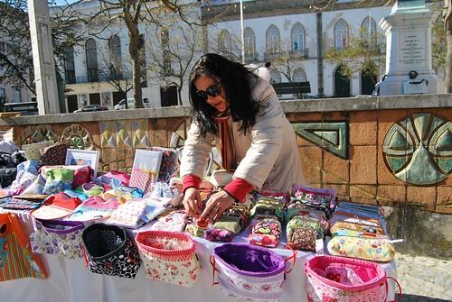Banca da feira de fevereiro de aveiro A by ♥Linhas Arrojadas Atelier de costura♥Sonyaxana