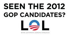 2012 GOP Candidates LOL