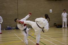 hapkido(0.0), tang soo do(0.0), taekkyeon(0.0), striking combat sports(1.0), individual sports(1.0), contact sport(1.0), taekwondo(1.0), sports(1.0), combat sport(1.0), martial arts(1.0), karate(1.0), shorinji kempo(1.0),
