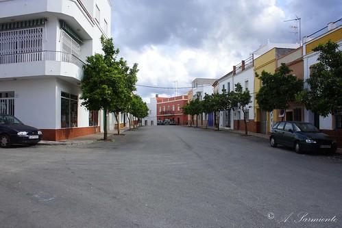 96/365+1 Calle Ancha - Los Barrios. by Alfonso Sarmiento.