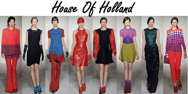 House Of Holland Collection