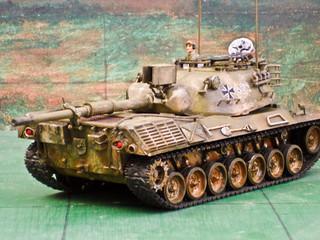(1) Leopard