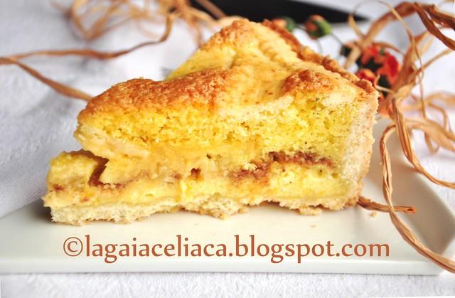 torta parisina montersino senza glutine la fetta