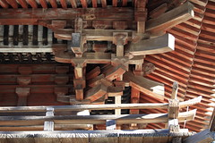 Roof Structure / 屋根組(やねぐみ)