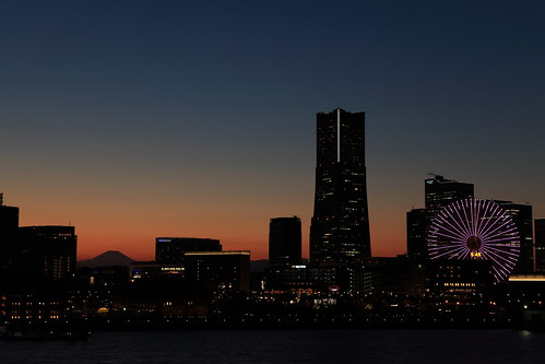 Yokohama at Sunset (IMG_7401-1)