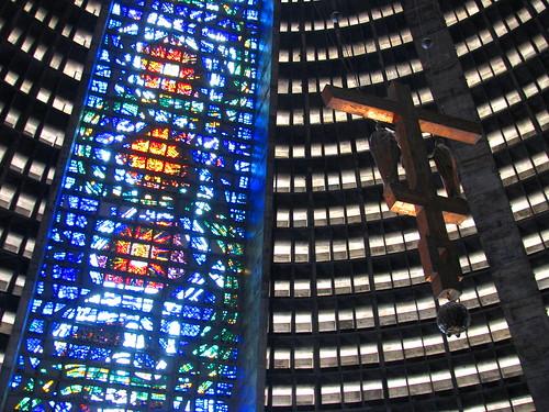 Interior de Catedral Metropolitana by Miradas Compartidas