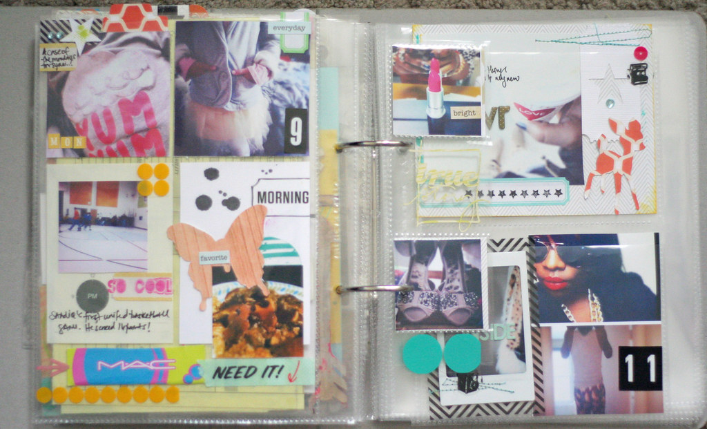 project life 2012| week 6