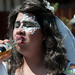 Bride Needs Beer - Carnaval in San Martin Tilcajete, Mexico