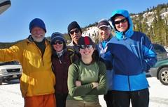 Antelope Ridge Skiers