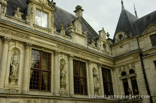 La Rochelle Fance Hotel de Ville