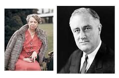 Eleanor & FDR - 唐英年太太郭妤淺應向羅斯福總統第一夫人Eleanor學習面對凱旋及厄難【短片】