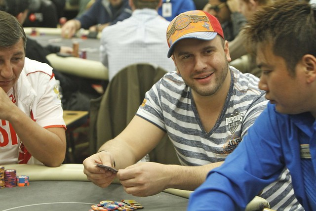 5141 Michael Mizrachi Doubles Up