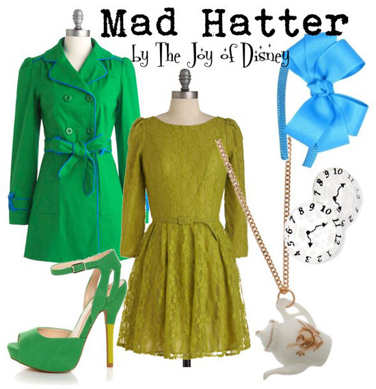 Inspired by: Mad Hatter