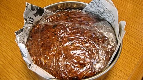 パウンドケーキ熟成版