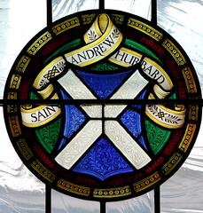St Andrew Hubbard