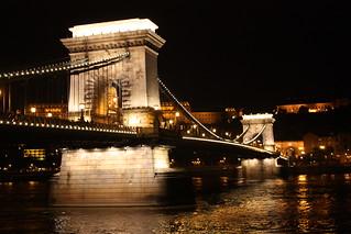Budapest, Széchenyi Chain Bridge
