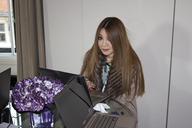 HPM Bloggers Suite at LFW