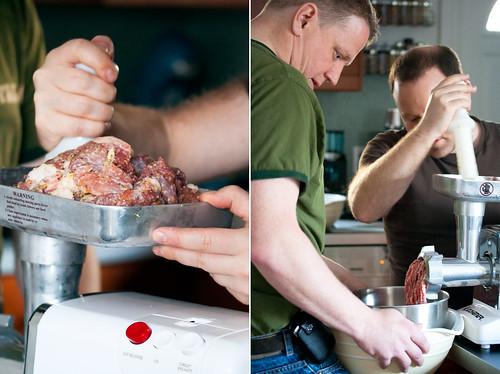 Sausage 101 - Grinding