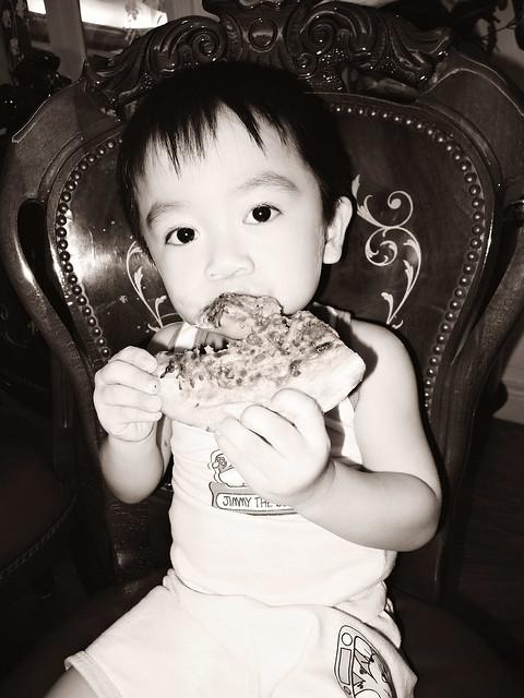 my nephew SEVEN