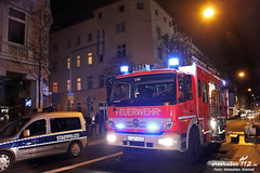 Wohnungsbrand Bleichstraße 27.02.12