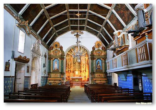 Igreja Paroquial da Vila de Arganil #2 by VRfoto