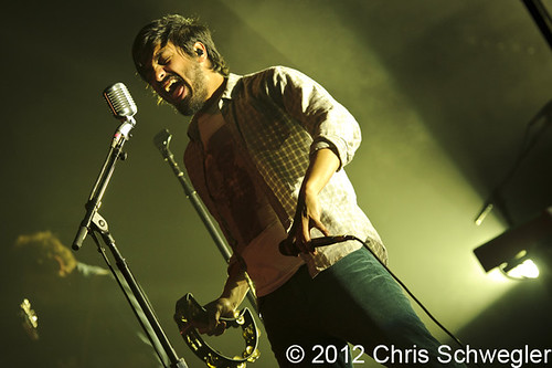 Young The Giant - 02-28-12 - Majestic Theatre, Detroit, MI
