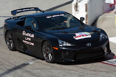 model car(0.0), auto racing(0.0), toyota(0.0), automobile(1.0), automotive exterior(1.0), racing(1.0), wheel(1.0), vehicle(1.0), lexus lfa(1.0), performance car(1.0), automotive design(1.0), lexus(1.0), motorsport(1.0), bumper(1.0), race track(1.0), land vehicle(1.0), coupã©(1.0), supercar(1.0), sports car(1.0),