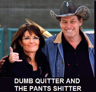dumb quitter and the pants shitter