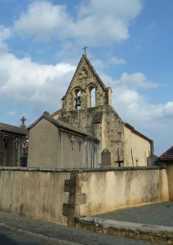 Caubon Saint Sauveur - L'Eglise 01