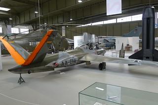 Fouga (Heinkel) CM-170R Magister