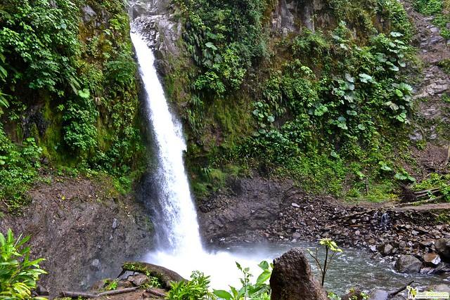 La Paz Waterfall Gardens in San Jose, Costa Rica