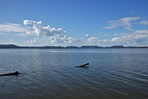 Lago em Babaçulândia
