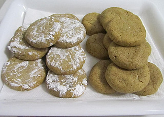 Vegan Almond Butter Cookies!