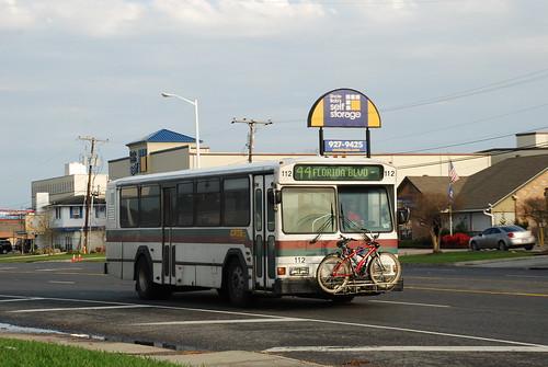 Baton Rouge Bus
