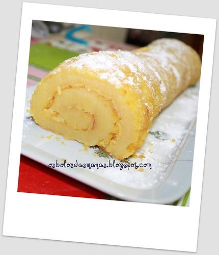 Torta de laranja by Osbolosdasmanas