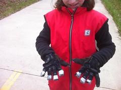 Glove Modifications
